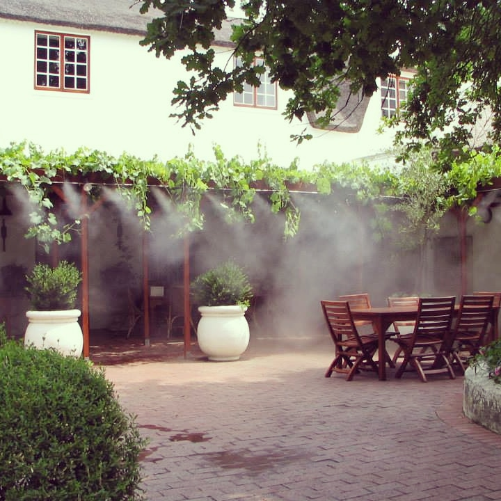 Magique Mist | Misting Systems|Evaporative Cooling Systems